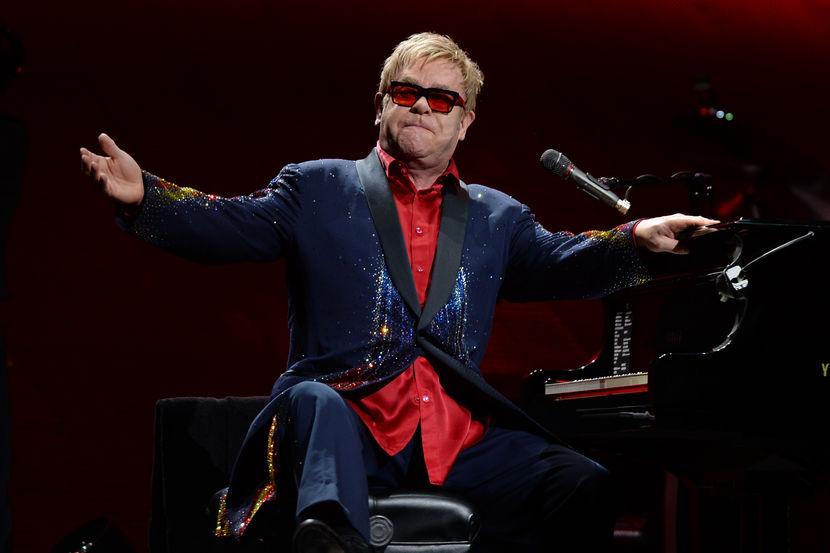 elton john hosting concert for america amid coronavirus