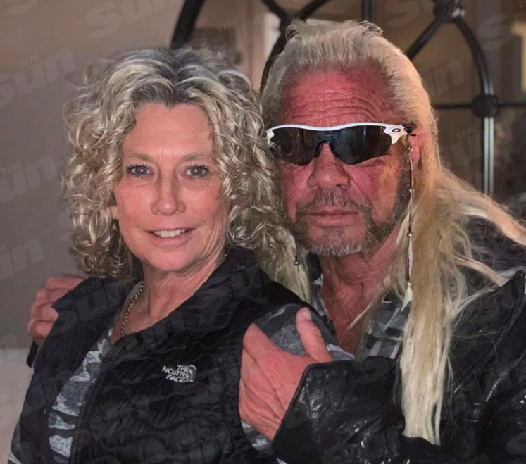Dog the bounty hunter dating Francie Frane