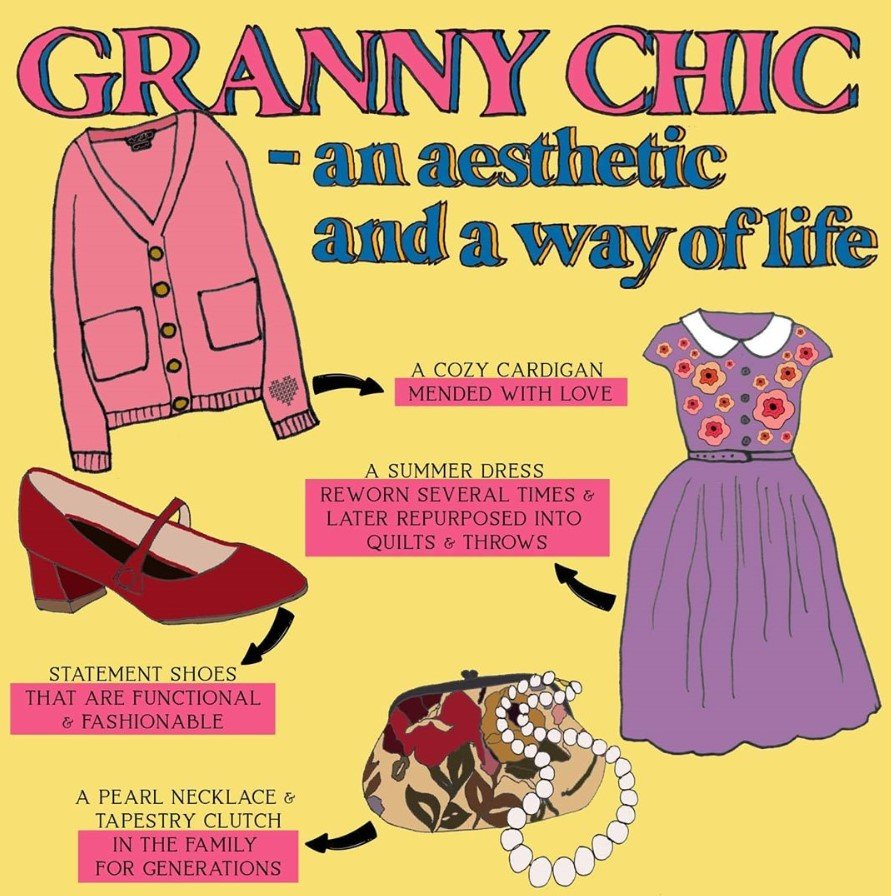 granny chic explained