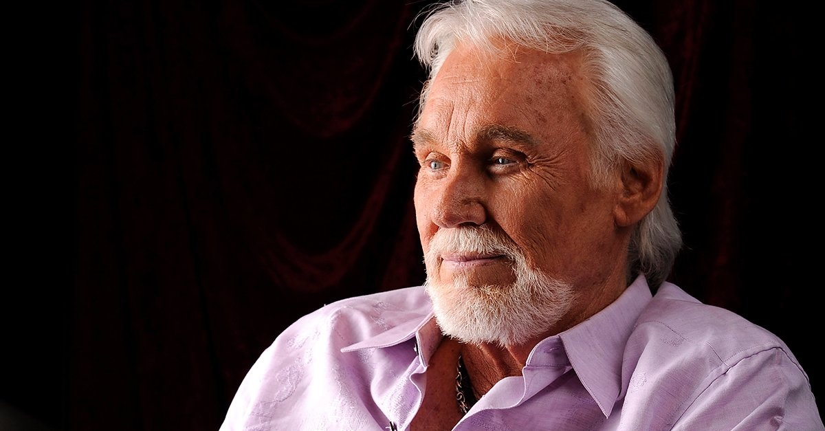Kenny Rogers Is The Focus Of A New Documentary About His Life