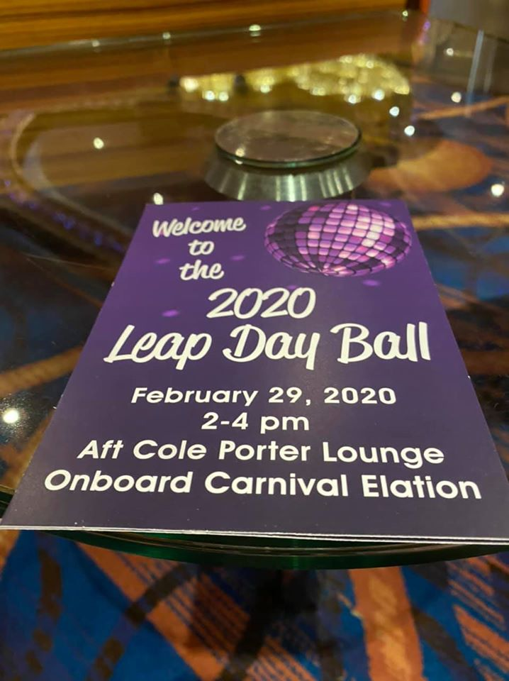 leap day ball cruise