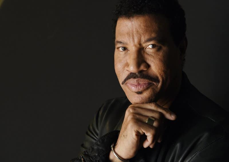 lionel richie bring back we are the world coronavirus