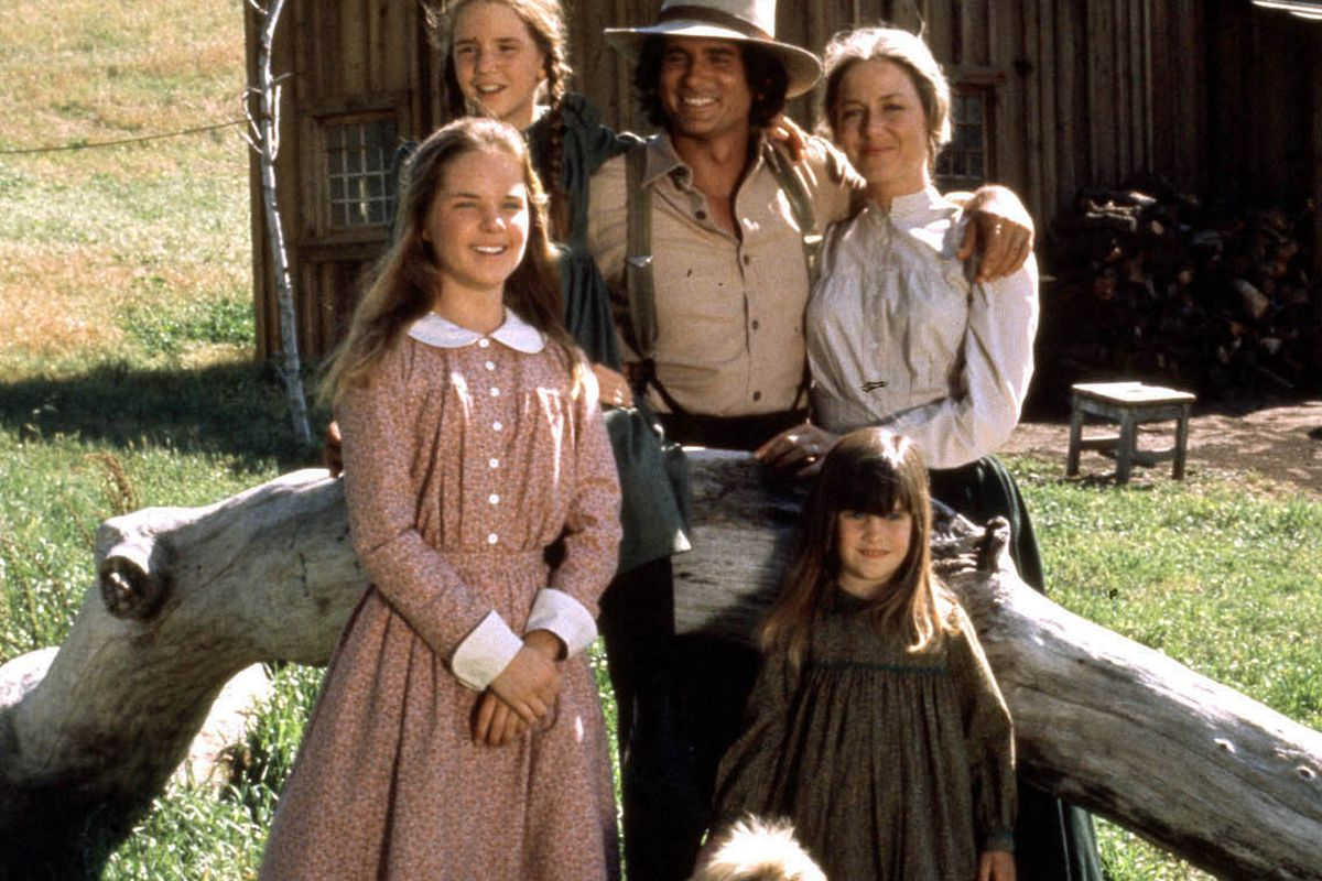 little house on the prairie the ingall family
