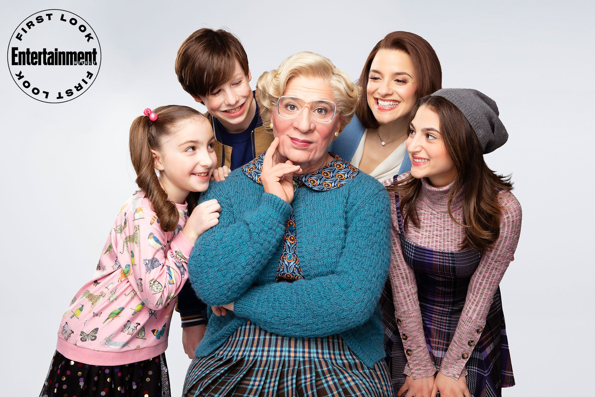 mrs doubtfire musical cast
