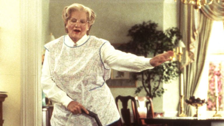 mrs doubtfire movie robin williams