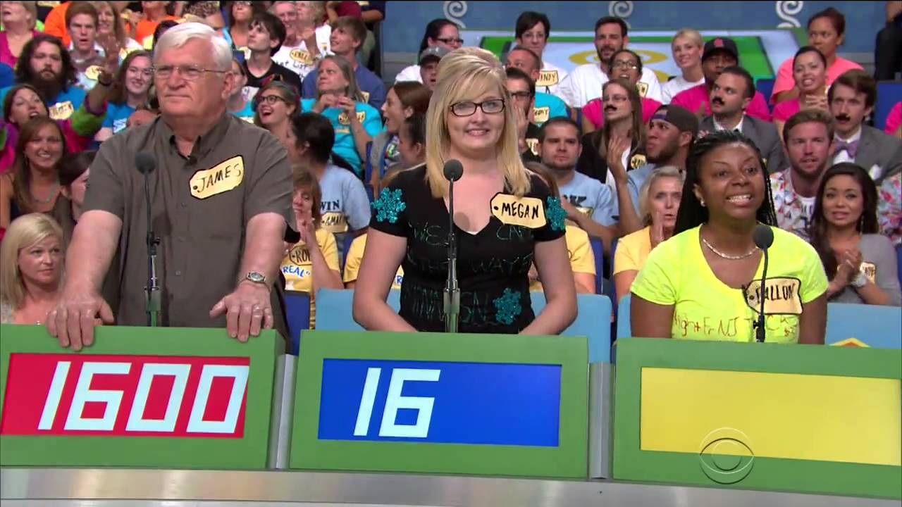 the price is right contestants and audience