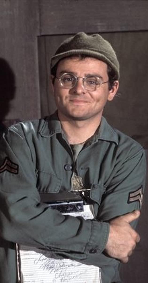 """Walter """"Radar"""" O'Reilly M*A*S*H"""