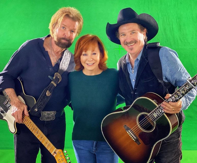 reba mcentire and brooks and dunn