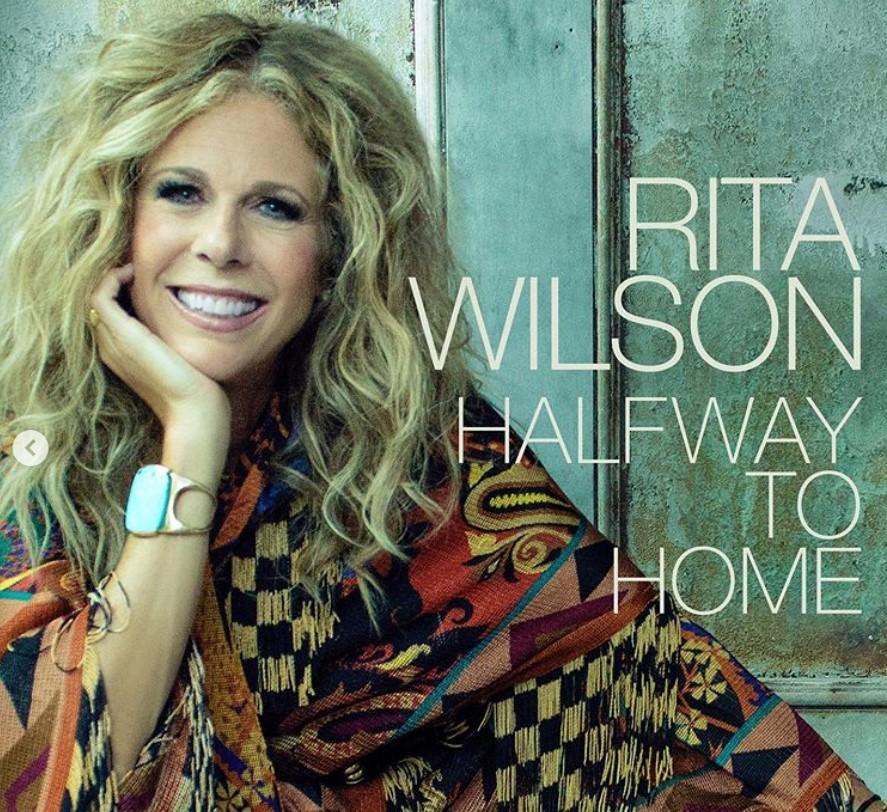 rita wilson album halfway to home