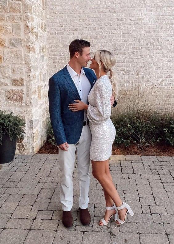 sadie robertson christian huff married