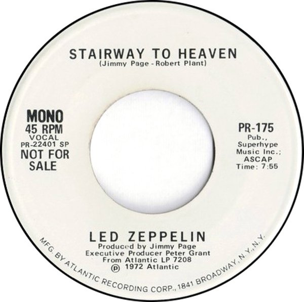 """Led Zeppelin Wins Copyright Battle Over """"Stairway To Heaven"""""""