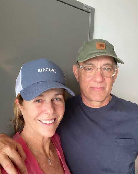 "Tom Hanks' Sister Says He Is ""Not Good, But Still OK"" After Coronavirus Diagnosis"