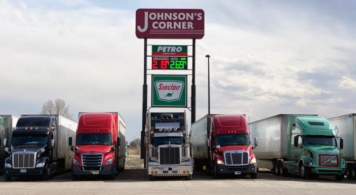 truck drivers in the coronavirus