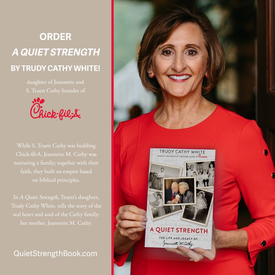 a quiet strength trudy cathy white