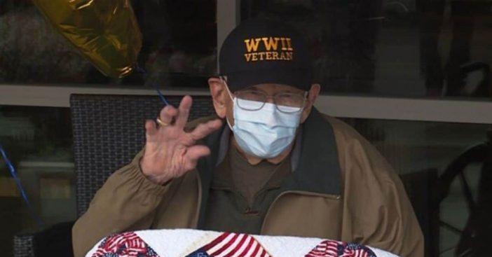 104 year old survives coronavirus in Oregon