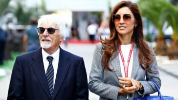 89-Year-Old Formula 1 Mogul Bernie Eccleston Expecting Fourth Child With 44-Year-Old Wife