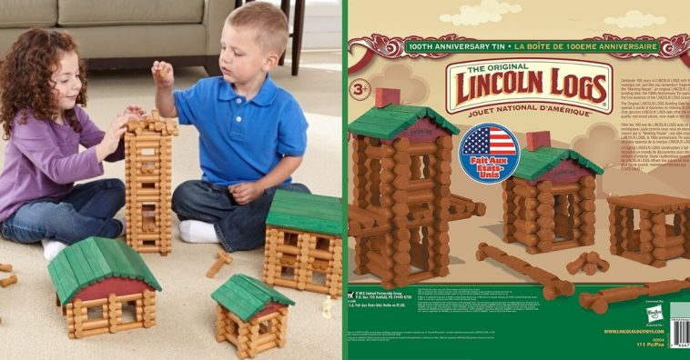 A hundred years later, America's first, biggest educational toy is still a favorite
