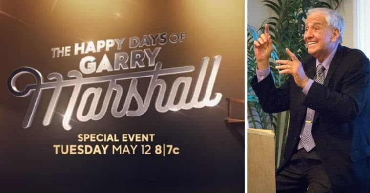 ABC to air The Happy Days of Garry Marshall special