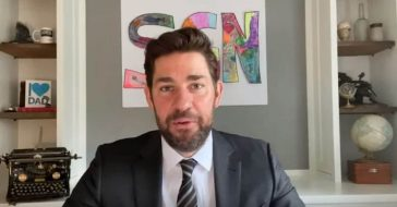 Actor John Krasinski creates YouTube channel for good news only