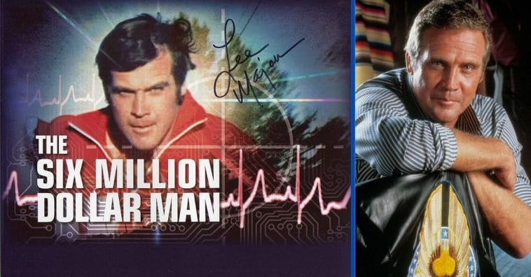 Actor Lee Majors Tells All About How 'The Six Million Dollar Man' Affected His Life