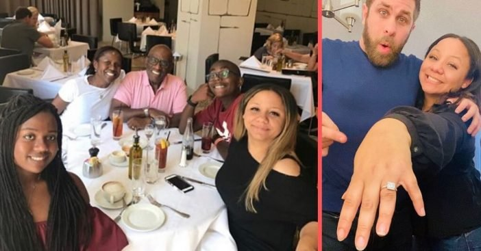 Al Roker daughter is engaged