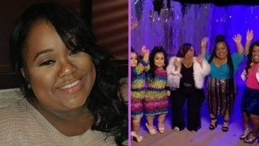 Ashley Minnie Ross dies at 34