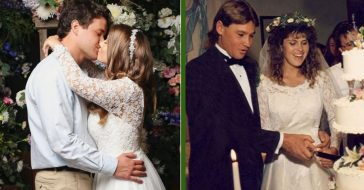 Bindi Irwin Confirms Wedding Gown Was A Tribute To Her Mother, Terri