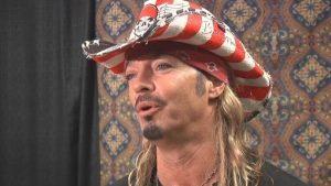 Bret Michaels had some major health scares between all his success with Poison amd Sharon Osbourne supported him throughout