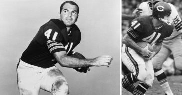 Brian Piccolo was one of the few stars who shined both on and off the field