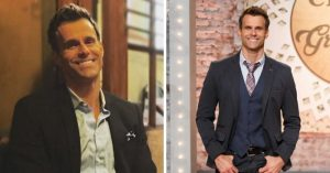 Cameron Mathison kept winning hearts with his looks and charm after the soap opera