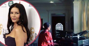 Catherine Zeta-Jones Shows Off Piano And Singing Skills During Quarantine