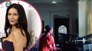 Catherine Zeta-Jones Shows Off Piano And Singing Skills During Quarantine