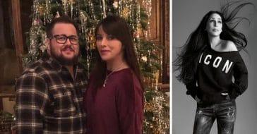 Chaz Bono says mother Cher has been overprotective during coronavirus outbreak