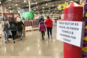Costco and its staff have been impacted by the pandemic in many ways