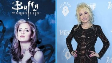 Did You Know Dolly Parton Played A Pretty Big Role In Producing 'Buffy The Vampire Slayer'_