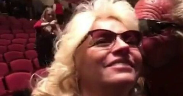 Dog The Bounty Hunter Shares Powerful Video Of The Late Beth Chapman