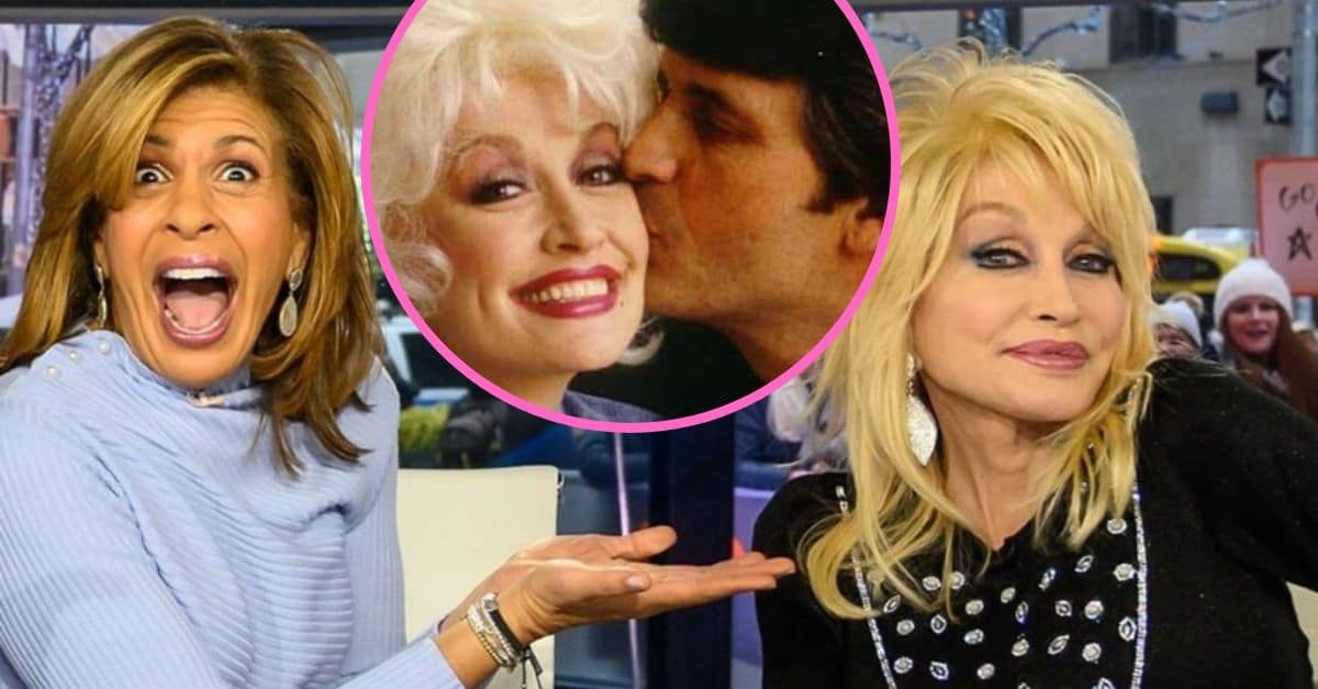Dolly Parton Gives Hoda Kotb Marriage Advice On 'The TODAY Show'