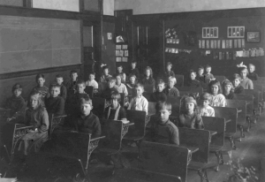 Early on, schools were only one large classroom, which limited the ability to customize lessons based on each student's needs