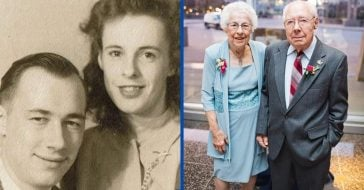Elderly Couple Married 73 Years Die Within Just Hours Of Each Other