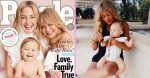 Goldie Hawn, Kate Hudson, & Baby Rani Share A Spot On This Year's Cover Of PEOPLE's Beautiful Issue