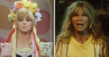 Goldie Hawn on her fifteen year break from acting