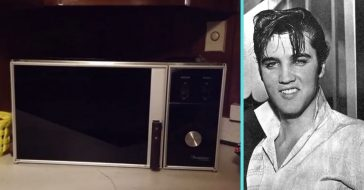 Graceland shares virtual tour and fun fact about Elvis microwave