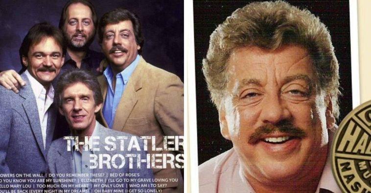 The Statler Brothers' Harold Reid Dies at 80