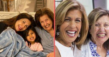 Hoda Kotb talks about missing her mom during coronavirus outbreak