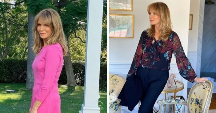 Jaclyn Smith talks about her famous Kmart collection