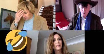 Jimmy Fallon and SNL alums perform soap opera parody