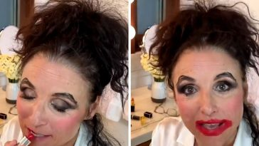 Julia Louis Dreyfus delivers funny makeup filled PSA about staying home