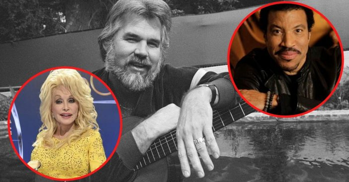 Kenny Rogers Tribute Special To Feature Dolly Parton, Lionel Richie, And More