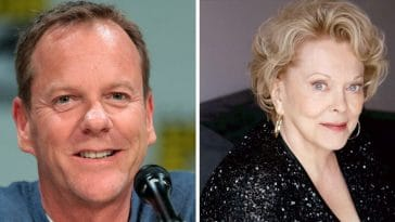 Kiefer Sutherland mourns the loss of his mother Shirley Douglas
