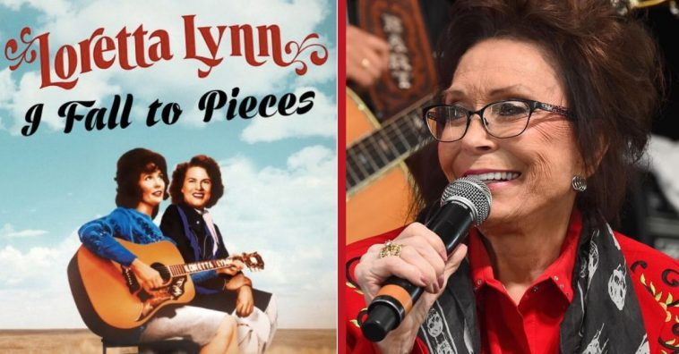 Loretta Lynn Records Cover Of Patsy Cline's _I Fall To Pieces_